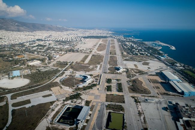 Ελληνικό: Σχεδόν 11.000 κατοικίες, τρία ξενοδοχεία, ενυδρείο και μουσεία συμπεριλαμβάνονται στο σχέδιο της Lamda