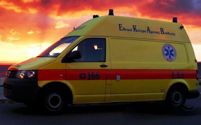 Βάρκιζα: Τροχαίο δυστύχημα με μοτοσικλετιστή