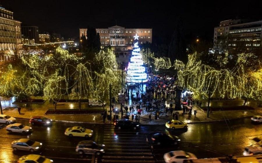 Συναυλίες, εργαστήρια, ένα pop up μουσείο και δεκάδες εκδηλώσεις στις Χριστουγεννιάτικες Εκδηλώσεις της Αθήνας