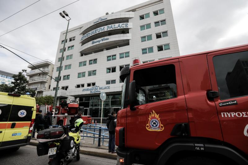 Φωτιά σε ξενοδοχείο στη Συγγρού: Οι ενδείξεις για εμπρησμό