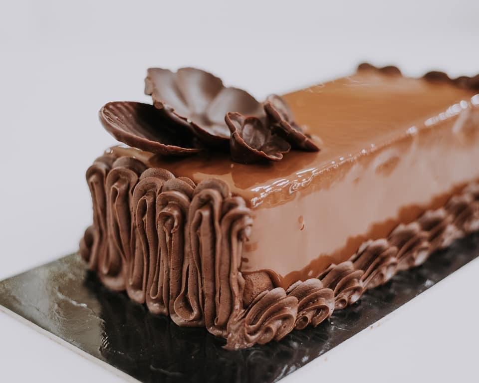 Η νικήτρια της τούρτας σοκολατίνα από το Palet