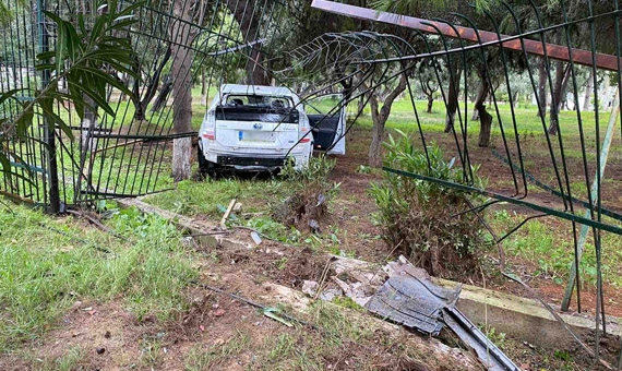 Τροχαίο ατύχημα στη Βουλιαγμένη