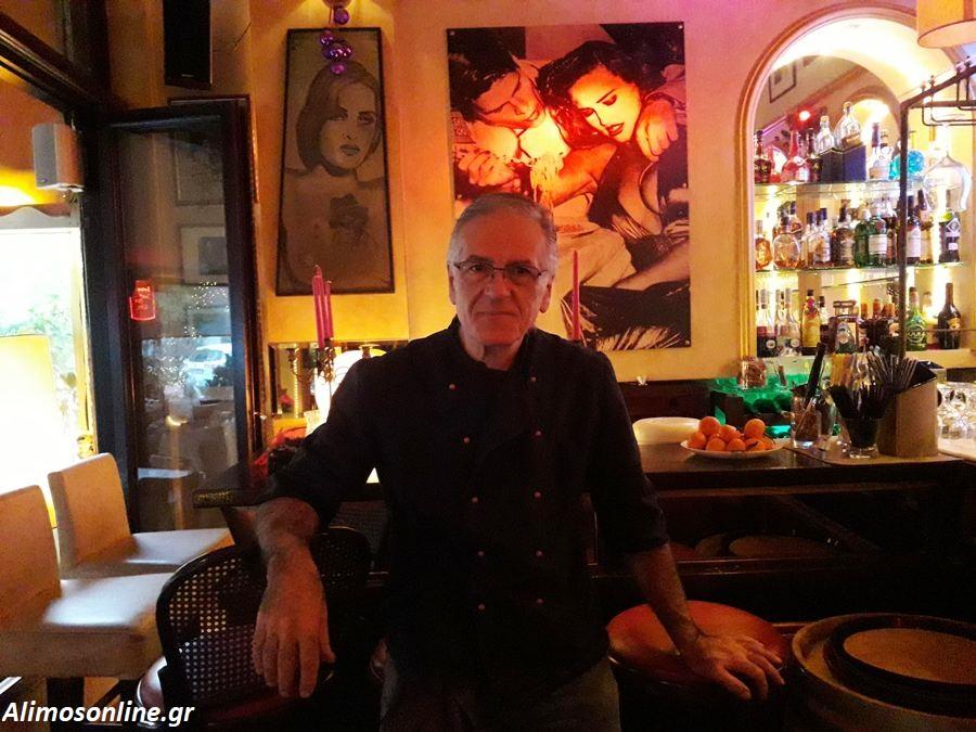 Ο Δημήτρης Σιαντής μας μιλάει για τα 20 χρόνια του Al Dente στο Καλαμάκι