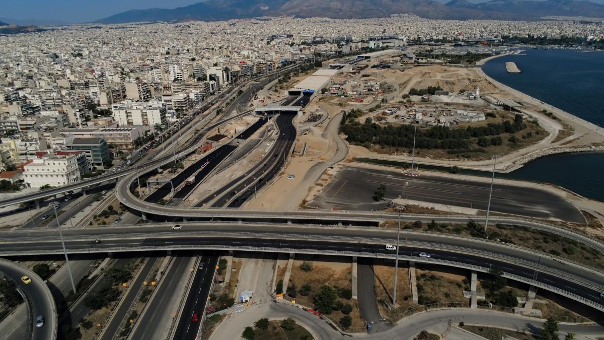 Κυκλοφοριακές ρυθμίσεις στη Ποσειδώνος λόγω εκτέλεσης εργασιών έως και το 2021
