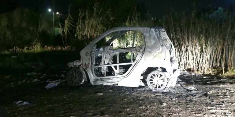Το αυτοκίνητο του δράστη που πυροβόλησε τον Κοβάσεβιτς βρέθηκε καμένο κοντά στο γκολφ της Γλυφάδας