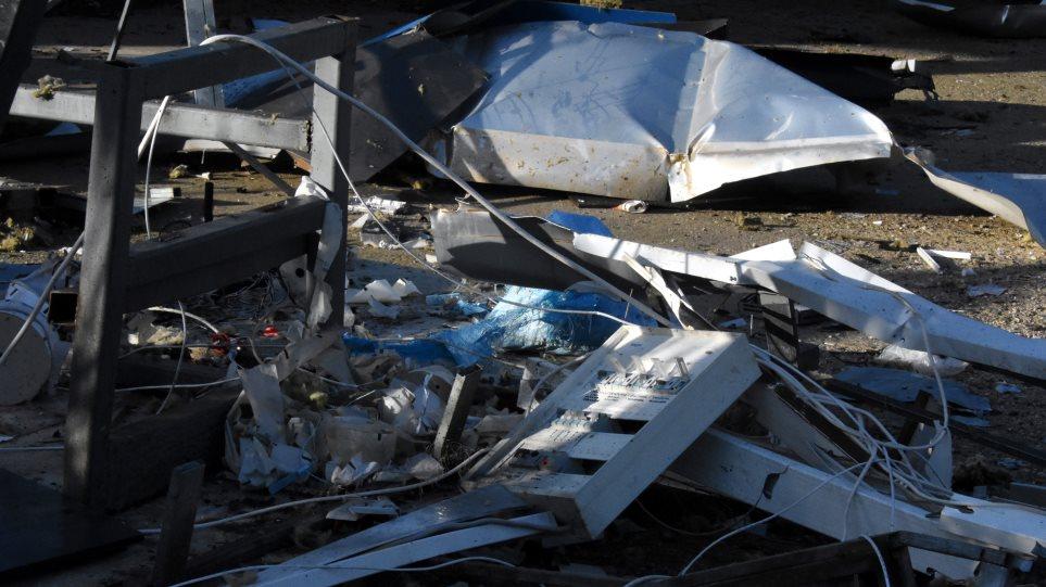 Ανατίναξαν ΑΤΜ στην Αργυρούπολη – Πήραν κασετίνες με χρήματα