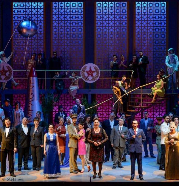 Ο Σύλλογος Κατοίκων Αμπελακίων πάει στη διάσημη οπερέτα «Νυχτερίδα» στην Εθνική Λυρική Σκηνή