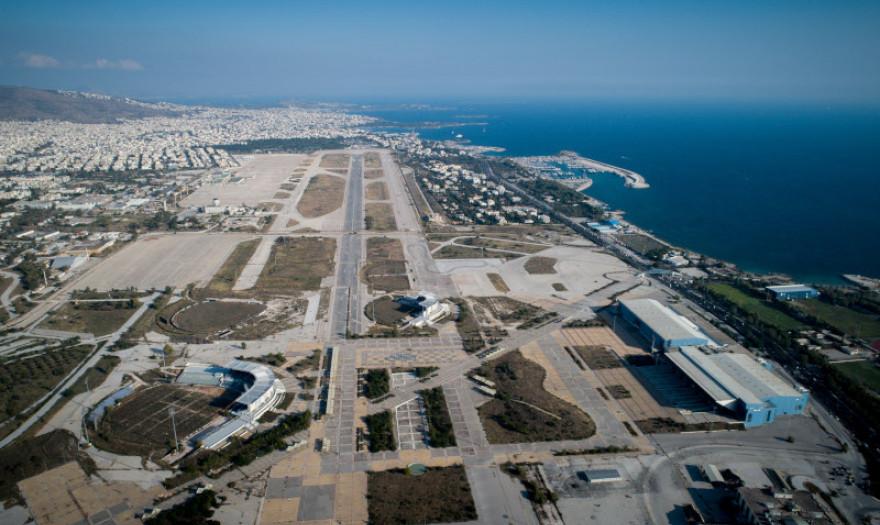 Κατατίθεται η νομοθετική ρύθμιση για τα κτίρια στο Ελληνικό