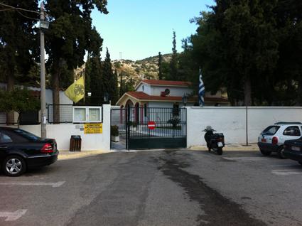 Την επέκταση του νεκροταφείου Αργυρούπολης ζητά ο Βασίλης Σπανάκης
