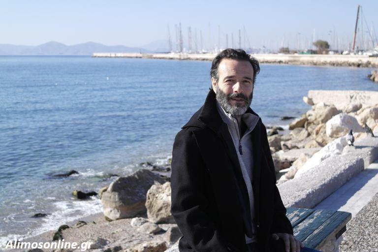 Ο Αλιμιώτης ηθοποιός Θανάσης Ευθυμιάδης μιλάει στο Alimos Online
