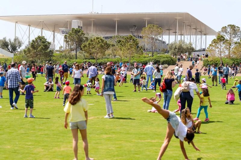 Κέντρο Πολιτισμού Ίδρυμα Σταύρος Νιάρχος: Μια τριετία επιτυχίας – Το 2019 το επισκέφητκαν 6,3 εκατομμύρια επισκέπτες