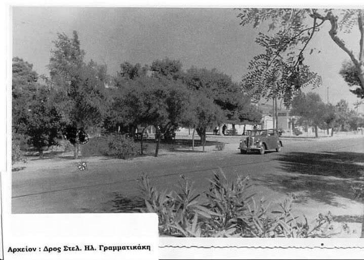 Η Γλυφάδα του 1947 – Εκεί που τώρα βρίσκεται το Hondos Center