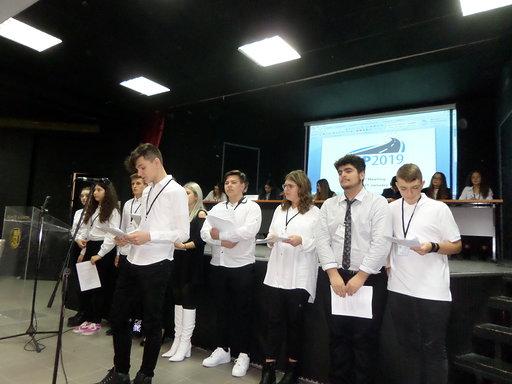 Ευρωπαϊκή συνάντηση μαθητών για το περιβάλλον στο 2ο Λύκειο Αλίμου