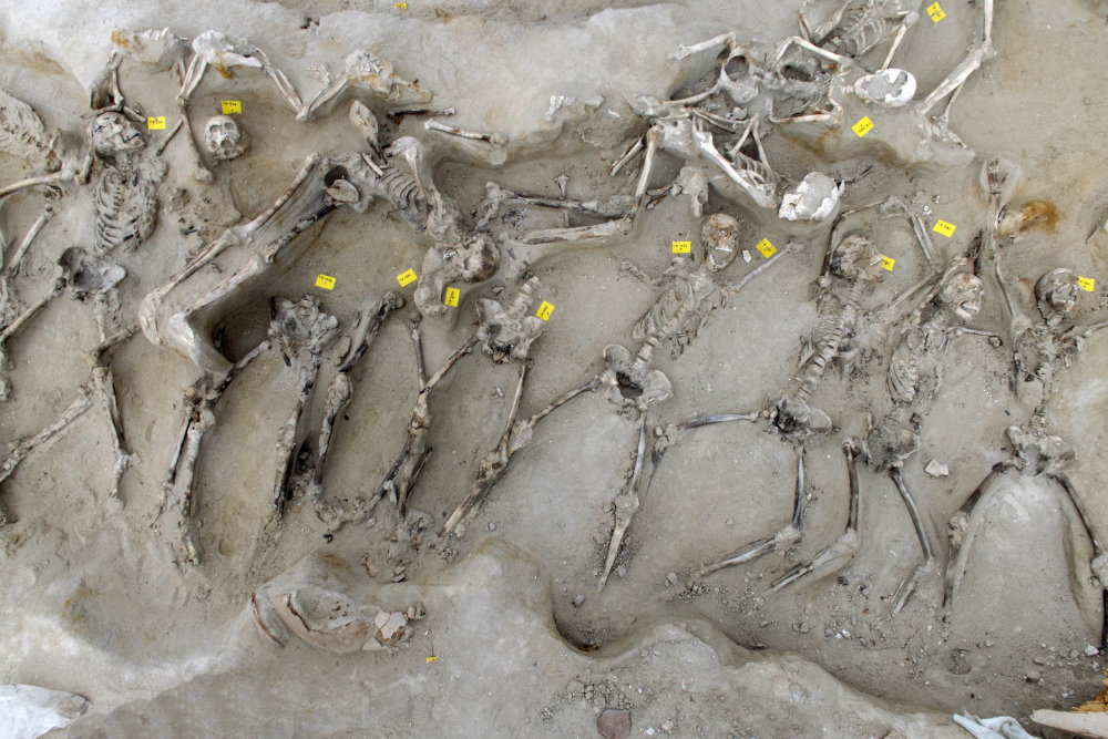 Δεσμώτες του Φαλήρου: Η απόφαση του ΚΑΣ για τους 80 σιδηροδέσμιους σκελετούς