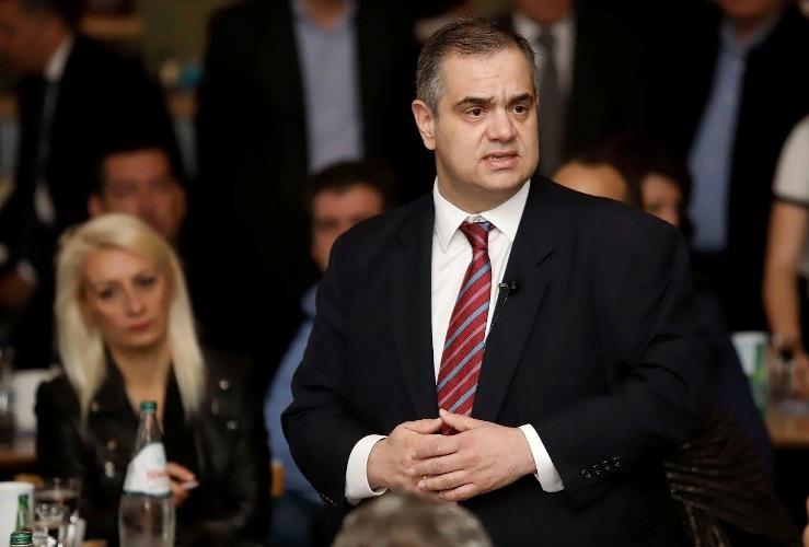 O Βασίλης Σπανάκης ζητά επιπλέον χρηματοδότηση για έργα ανάπλασης στα Νότια Προάστια
