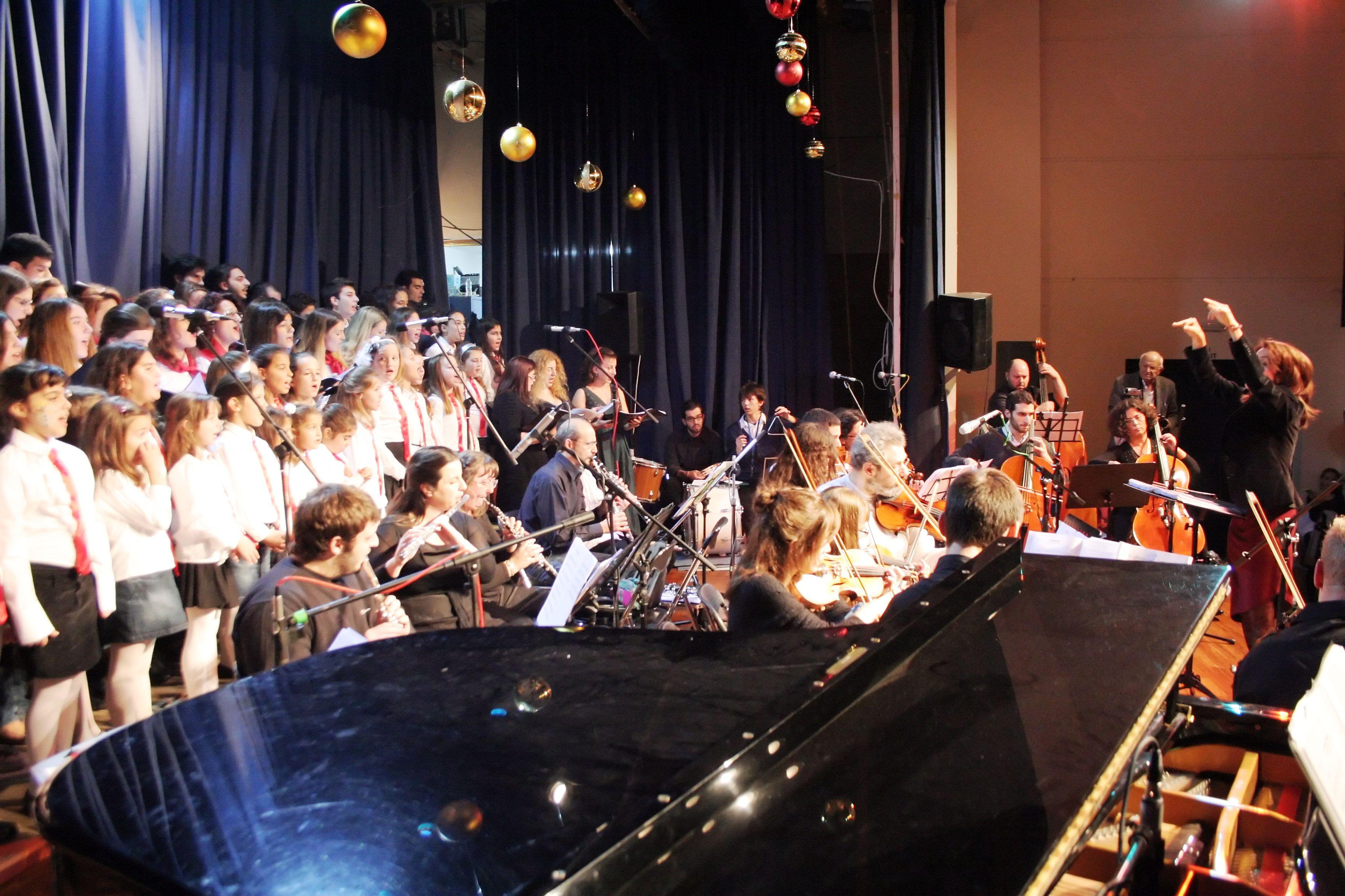Ακροάσεις για την Παιδική και Μικτή Χορωδία στο Δημοτικό Ωδείο Γλυφάδας