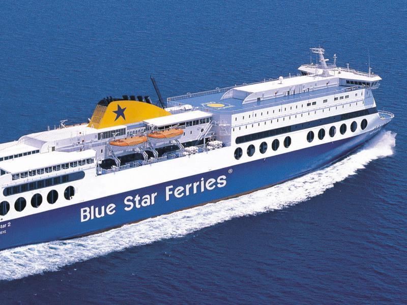 Από την Κάλυμνο ο αγνοούμενος επιβάτης του «Blue Star 2» που έπεσε στη θάλασσα