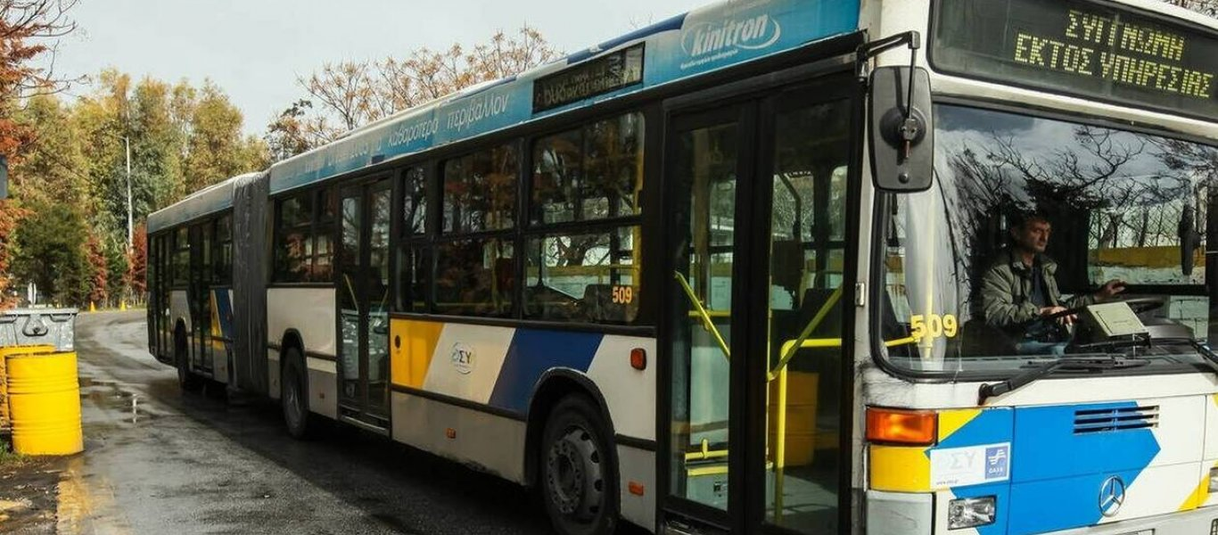 Γλυφάδα: Λεωφορείο έπεσε πάνω σε στάση που περίμεναν δεκάδες επιβάτες