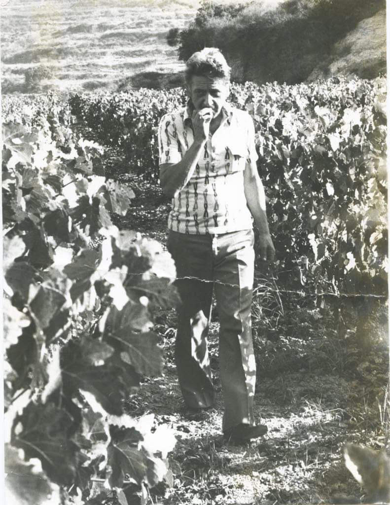 Γιάννης Καλλιγάς: ο Άλιμιώτης που άφησε ανεξίτηλη την σφραγίδα του στην Ελληνική Οινοποιία