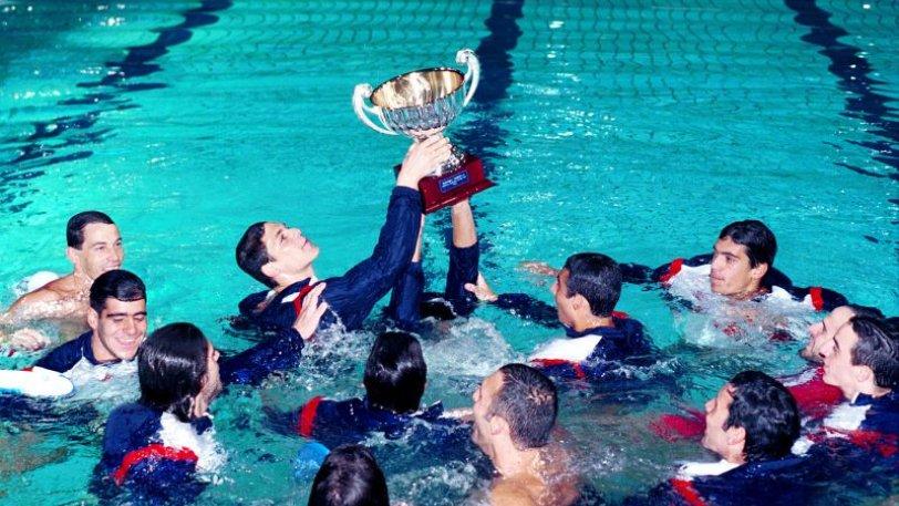 Μάρτιος 1997: Η Βουλιαγμένη σήκωσε το πρώτο Ευρωπαικό Κύπελλο για την Ελλάδα