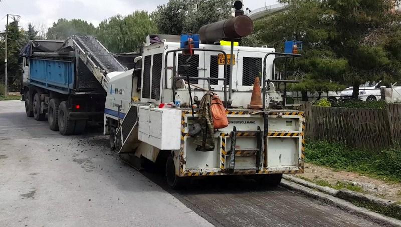 Έρχονται ασφαλτοστρώσεις 27 δρόμους του Αλίμου