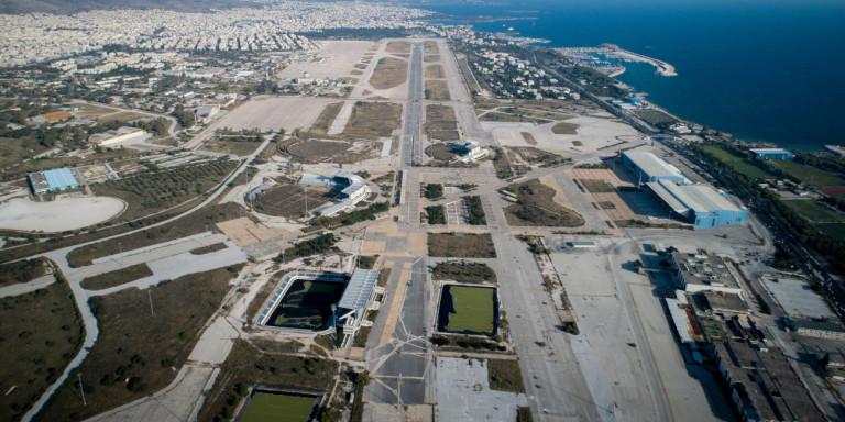 Το ΚΑΣ ενέκρινε την κατεδάφιση των αυθαίρετων – Σύντομα θα μπουν οι μπουλντόζες στο Ελληνικό