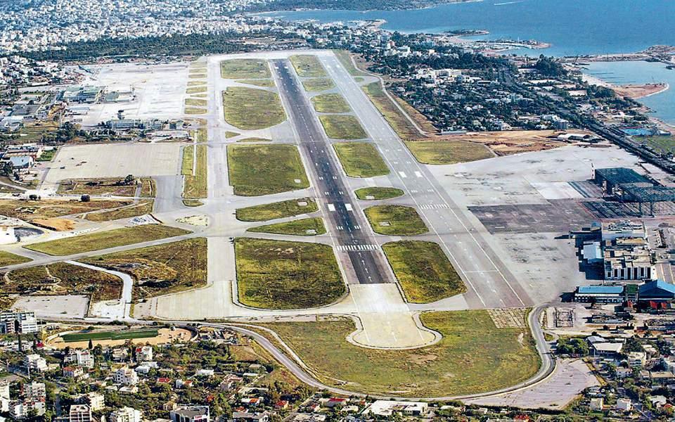 Κατεδαφίζονται άμεσα 450 κτίρια στο πρώην αεροδρόμιο – Ποια διατηρούνται