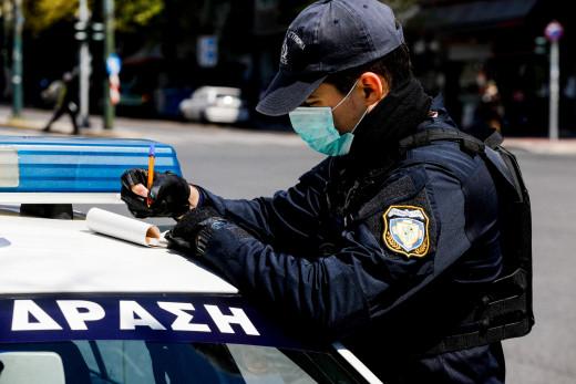 Παρατείνεται έως τις 27 Απριλίου η απαγόρευση της κυκλοφορίας