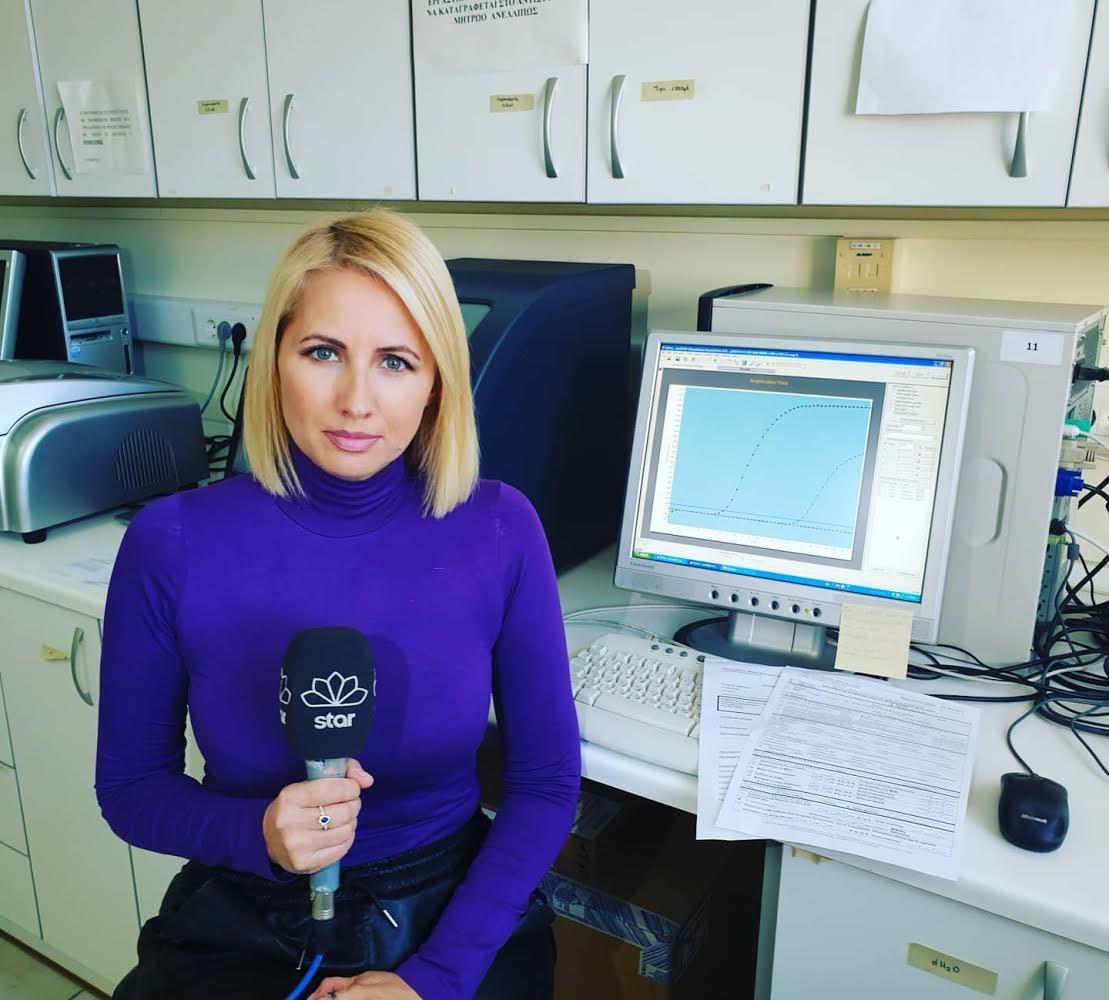 Η Αλιμιώτισσα Κατερίνα Παπακωστοπούλου ενημερώνει καθημερινά στο STAR για τον κορωνοϊό και μιλάει στο Alimos Online
