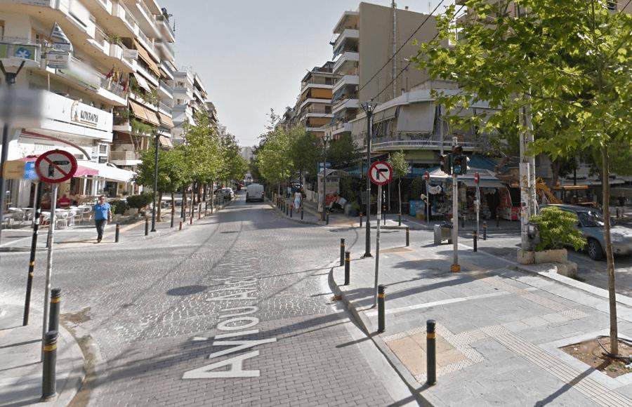 Ξεκινά η επισκευή του δρόμου της οδού Αγίου Αλεξάνδρου στο Π. Φάληρο