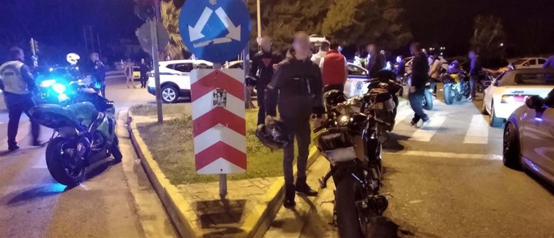Δεύτερη νύχτα χθες με κόντρες στη Βάρκιζα – Εντατικοί έλεγχοι από την αστυνομία