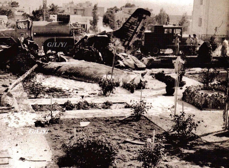Σαν σήμερα: Αεροπορική τραγωδία στο Καλαμάκι πριν 59 χρόνια