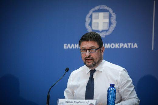 Νίκος Χαρδαλιάς: Θετικός ήταν ο απολογισμός του Σαββατοκύριακου σχετικά με την λειτουργία των παραλιών και των εκκλησιών