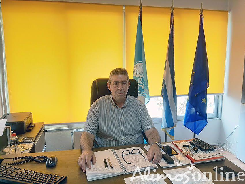 Νίκος Αλβανός: «Θα είναι ένα δύσκολο καλοκαίρι όσον αφορά τον πολιτισμό και τον αθλητισμό»