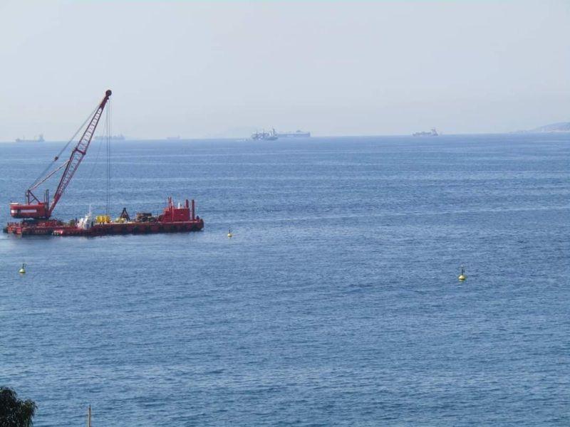 Περιφερειακό Συμβούλιο Αττικής: «Όχι στην απόρριψη των βυθοκορημάτων τοξικού ιζήματος στη θάλασσα από το λιμάνι του Πειραιά