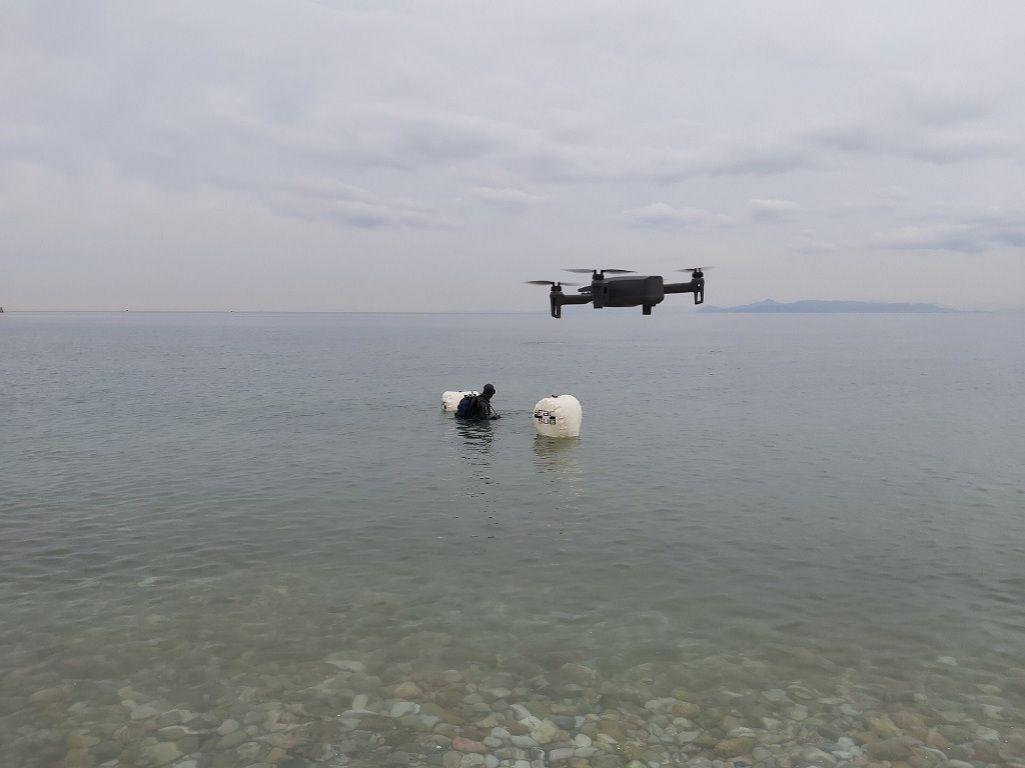 Παλαιό Φάληρο: Πάνω από 10 τόνοι απορριμμάτων συλλέχθηκαν από την παραλία «Εδέμ»