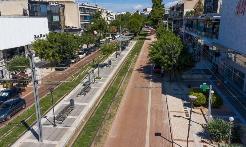 Ένα πρότυπο open mall ετοιμάζεται στη Γλυφάδα