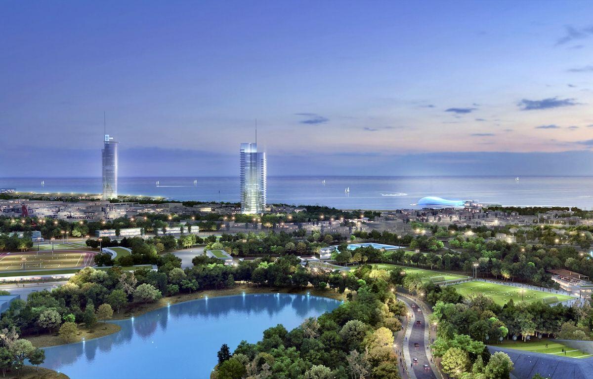 Ελληνικό: «Σε 3,5 χρόνια καζίνο, ξενοδοχεία και ουρανοξύστες» - Αρχές Ιουλίου εγκαινιάζεται το εργοτάξιο