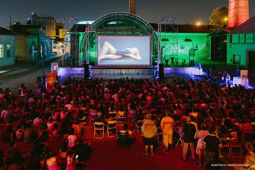 Το 10o Athens Open Air Film Festival ξεκινά