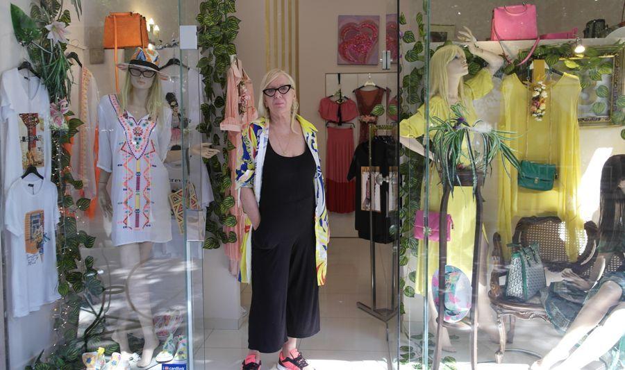 «Boutique 53»: To νέο κατάστημα της Αλιμιώτισσας Κατερίνας Σωτηροπούλου