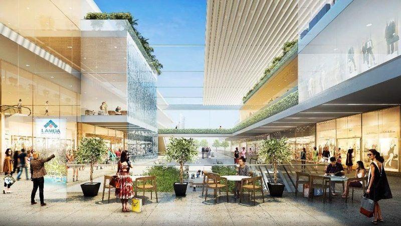 Ελληνικό: Ξεκινά η επένδυση με την κατεδάφιση 93 κτηρίων – Τι προβλέπει το σχέδιο για το Vouliagmenis Mall
