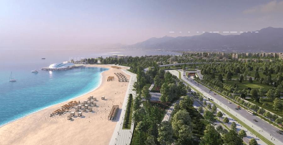 Το νέο σποτ της Lamda Development για την επένδυση στο Ελληνικό
