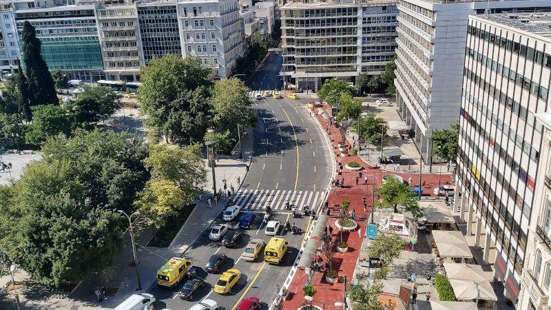 Μεγάλος Περίπατος: Ποιοι δρόμοι αλλάζουν κατεύθυνση κυκλοφορίας -Οι εναλλακτικές διαδρομές μετακίνησης από τα Νότια Προάστια προς το κέντρο
