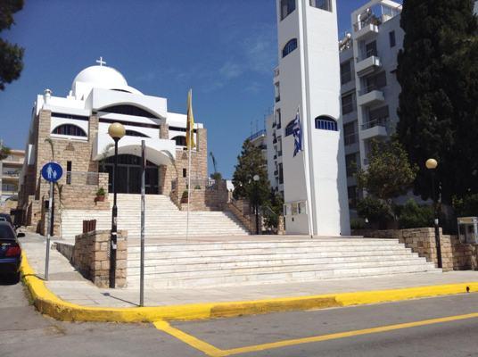 Το Ιερό Παρεκκλήσιο της Αγίας Παρασκευής στο Καλαμάκι