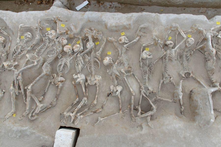 Δεσμώτες Φαλήρου: Το αρχαιολογικό εύρημα στα όρια του ΚΠΙΣΝ σύντομα θα είναι επισκέψιμο