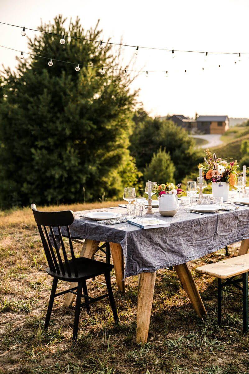 Στο Local's Market Cafe θα βρεις ό,τι χρειάζεσαι για τα dinner party στην αυλή