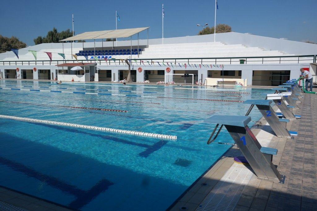 Κλειστό θα παραμείνει το Δημοτικό Κολυμβητήριο Αλίμου για όλο τον Αύγουστο