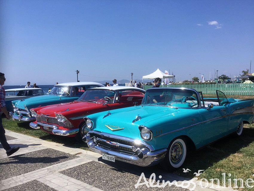 Κλασικές μοτοσικλέτες και ιστορικά αυτοκίνητα έρχονται για δύο Κυριακές στον πεζόδρομο της παραλίας μας