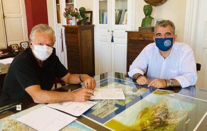 Ο πρώην Δήμαρχος Αλέκος Αλέκους πλέον είναι Δημοτικός Σύμβουλος στον Δήμο Καρύστου