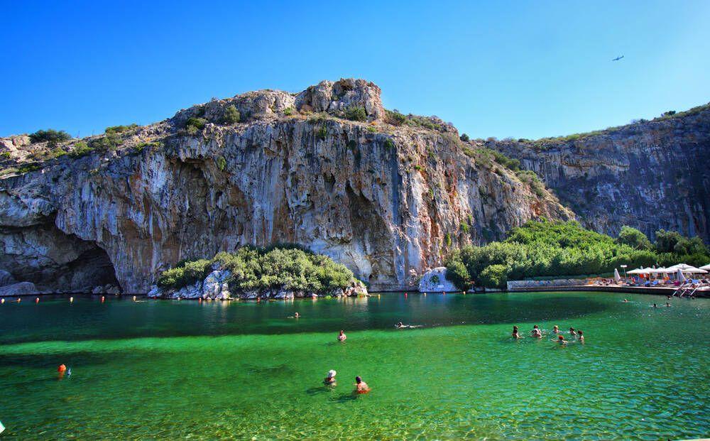 Γνωρίζατε πως η Λίμνη Βουλιαγμένης έχει μία παγκόσμια πρωτιά;